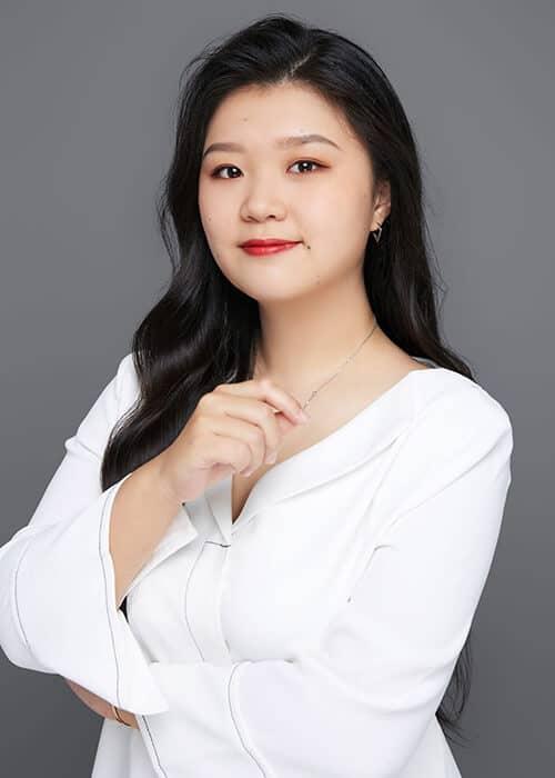 Photo of Mengda Jiang