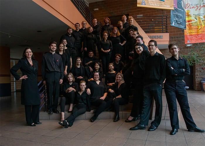 Photo of Arizona Choir