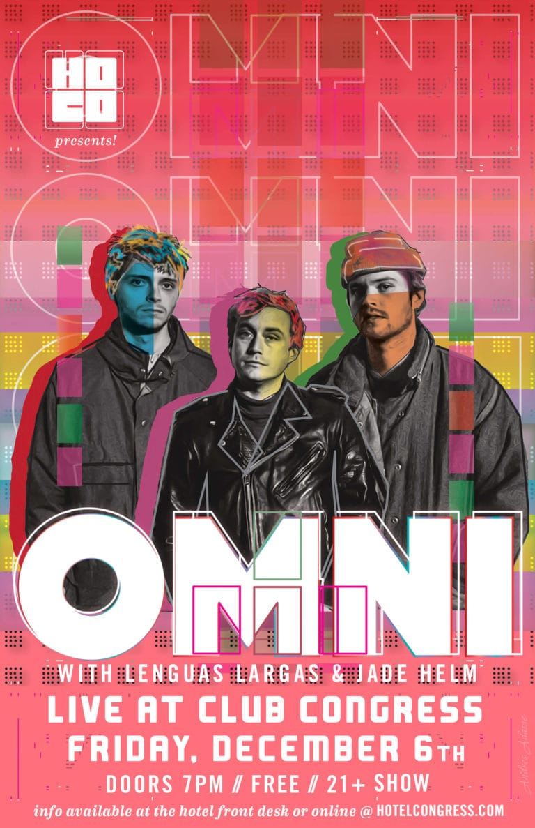 OMNI Club Congress Poster