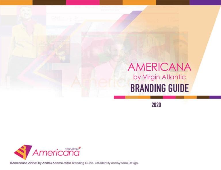 Americana Branding Guide