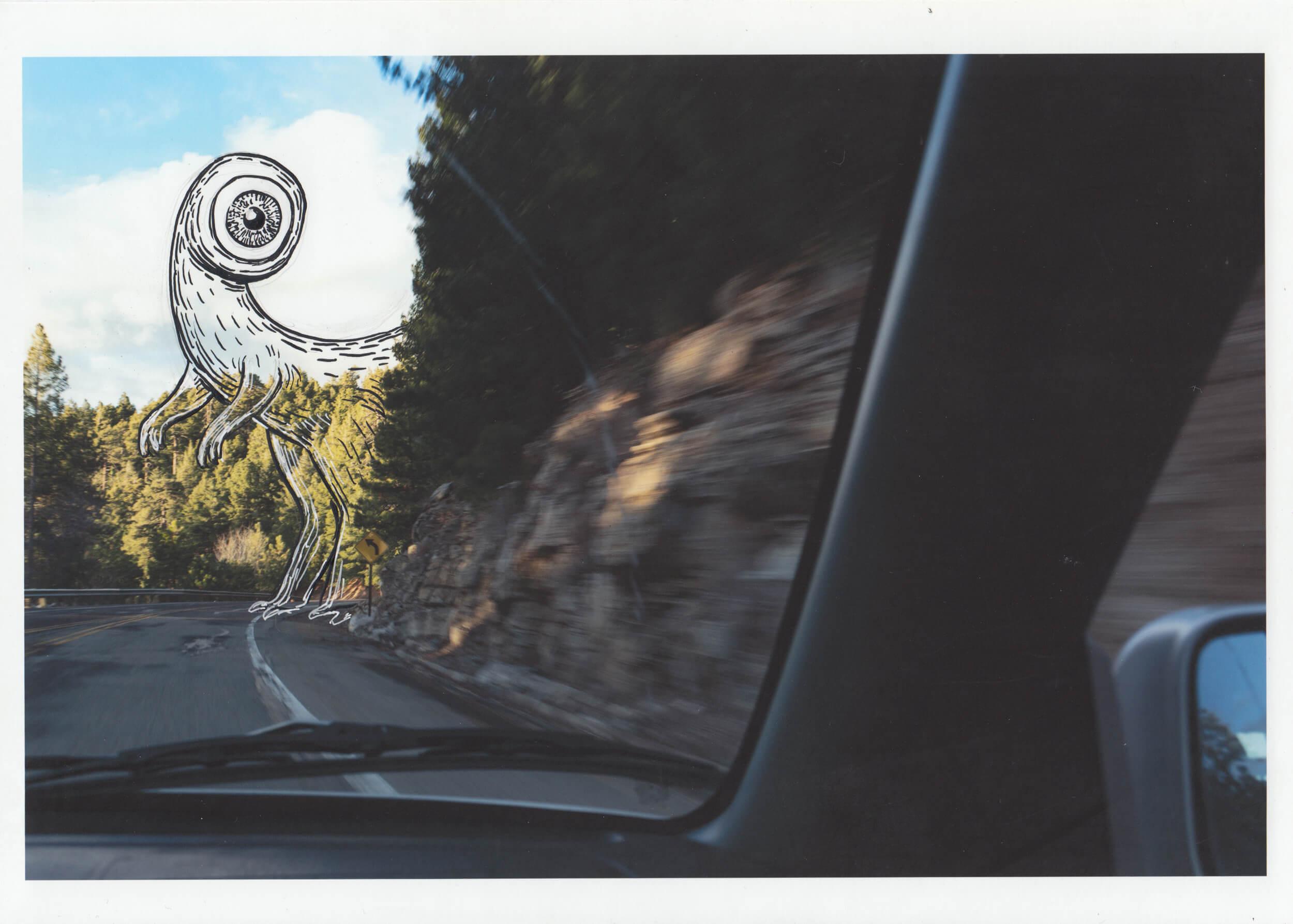 Noticed (Roadtrip Series)