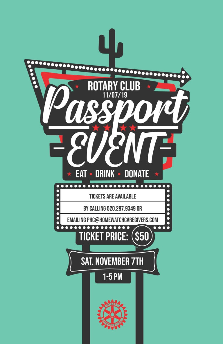 Passport event