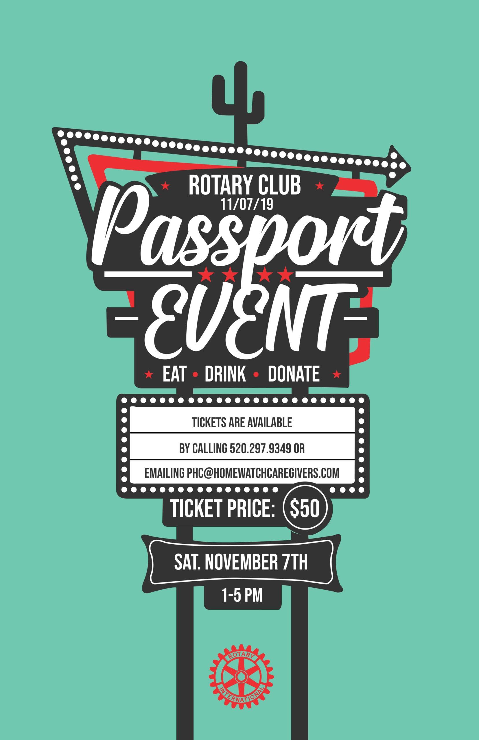 Passport event