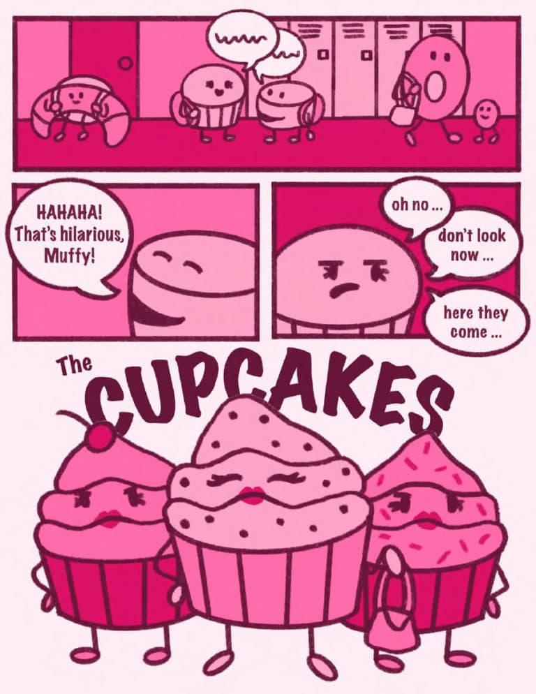 Muffy the Misunderstood Muffin