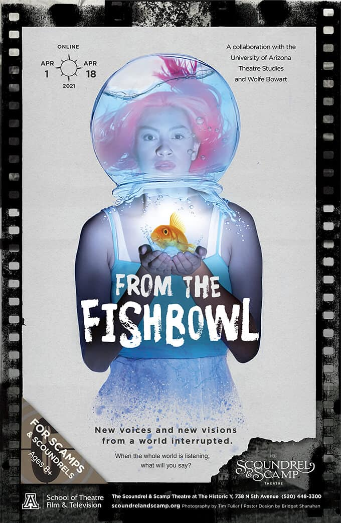From the Fishbowl. April 1-18, 2021.
